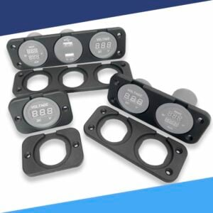 Gauge Panel Mounts