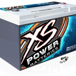 D3100 XS Power 12VDC AGM Car Audio Battery 5000A 110Ah turn 300x300 - DEAL Ioxus UC-31 UltraCAP + XS Power D3100 + a FREE RBX-LITE4