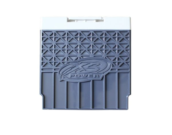 D3400 XS Power 12VDC AGM Car Audio Battery 3300A 65Ah side 600x471 - D3400 XS Power 12VDC AGM Car Audio Battery 3300A 65Ah Group 34
