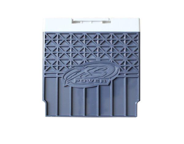 D3400R XS Power 12VDC AGM Car Audio Battery 3300A 65Ah side 600x471 - D3400R XS Power 12VDC AGM Car Audio Battery 3300A 65Ah Group 34R