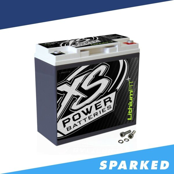 Li PS680L XS Power 12VDC Lithium Powersports Battery 300A16.5AhAh turn 600x600 - Li-PS680L XS Power 12VDC Lithium Powersports Battery 300A 16.5Ah