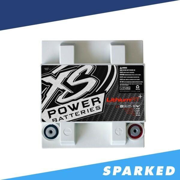 Li S925 16 XS Power 16VDC Lithium Racing Battery 1440A 15.6Ah top 600x600 - Li-S925-16 XS Power 16VDC Lithium Racing Battery 1440A 15.6Ah