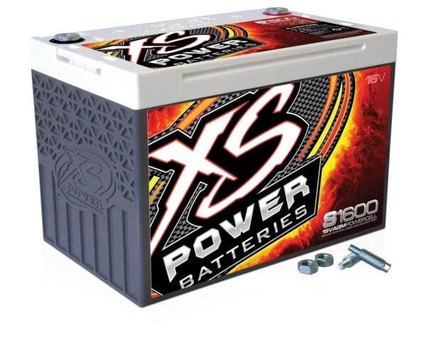 S1600 XS Power 16VDC AGM Racing Battery 2000A 25Ah turn 600x479 - S1600 XS Power 16VDC AGM Racing Battery 2000A 25Ah Group 34
