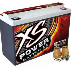 S375 XS Power 12VDC AGM Racing Battery 800A 15Ah turn 300x300 - S680 XS Power 12VDC AGM Racing Battery 1000A 20Ah