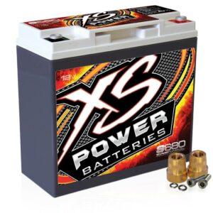 S680 XS Power 12VDC AGM Racing Battery 1000A 20Ah turn 300x300 - S680 XS Power 12VDC AGM Racing Battery 1000A 20Ah