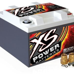 S925 XS Power 12VDC AGM Racing Battery 2000A 28Ah turn 300x300 - S680 XS Power 12VDC AGM Racing Battery 1000A 20Ah