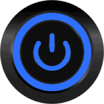 Black Illuminated Power Symbol Blue SPDT 12V Pushbutton Switch 210x210 - Sparked Innovations | Clever Electronic Solutions