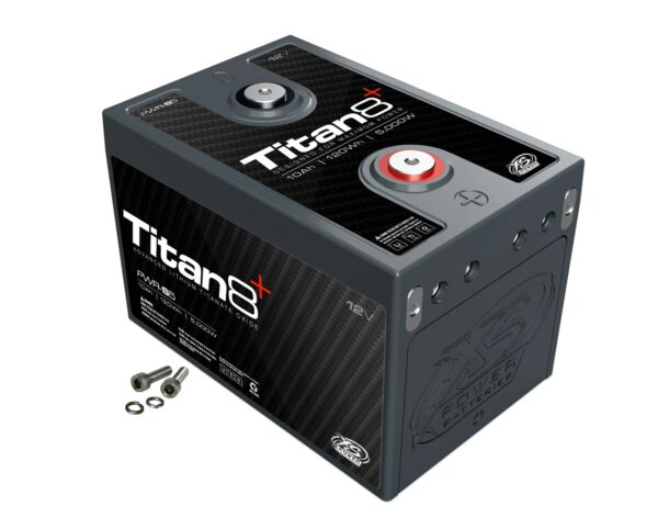 PWR S5 turn 600x471 - Titan 8 12V RSV-S5 Lithium Titanate Oxide (LTO) Battery - 1000A 2500W