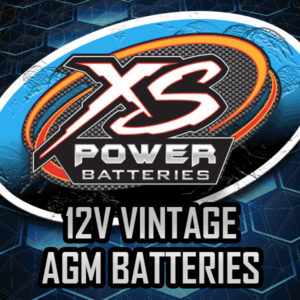 12V AGM Vintage Series Batteries