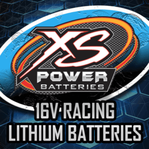 16V Lithium Racing Batteries