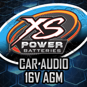 16V D Series AGM Car Audio Batteries