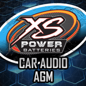 D Series Car Audio AGM Batteries