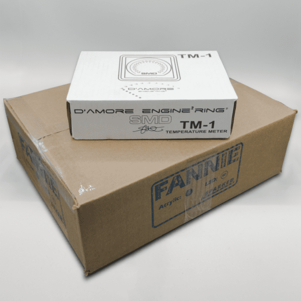 Sparked Innovations Fannie Steve Meade Designs SMD T 1 600x600 - DEAL SMD TM-1 Temperature Monitor | Fan Controller and Fannie