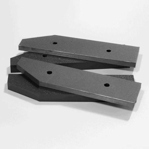 """Fannie ST OFF standoff brackets for amplifier cooling fan 600x600 - Fannie standoffs - 0.25"""" and 0.375"""" HDPE pairs"""