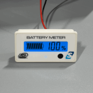 XS Power Sparked Innovations Battery Meter Monitor Capacity 300x300 - XS Power Battery Capacity Meter for AGM, LFP, LTO XSP-VM