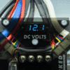 RBX VM BL Relay Box Voltmeter in Blue 100x100 - Sparked Innovations | 12V Custom Automotive Electronics