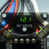 RBX VM GN Relay Box Voltmeter in Green 100x100 - Sparked Innovations | 12V Custom Automotive Electronics