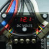 RBX VM R Relay Box Voltmeter in Red 100x100 - Sparked Innovations | 12V Custom Automotive Electronics