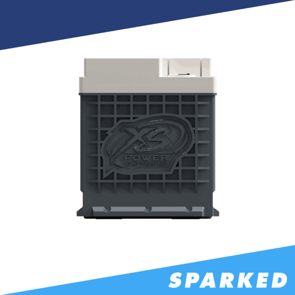 PWR S5 4900 side Power Series Titan 8 XS Power 12VDC Lithium Titanate Oxide LTO Car Audio Battery 600x600 - PWR-S5-4900 XS Power 12VDC Group 49 Lithium LTO Car Audio Battery 5000W 120Wh