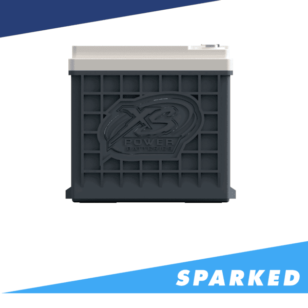 PWR S5 6500 side Power Series Titan 8 XS Power 12VDC Lithium Titanate Oxide LTO Car Audio Battery 600x600 - PWR-S5-6500 XS Power 12VDC Group 65 Lithium LTO Car Audio Battery 5000W 120Wh