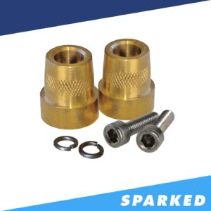 XS Power 586 Tall Brass Post Adaptors M6 for 9251200 300x300 - XS Power 586 Tall Brass Post Adaptors M6 - for 925,1200