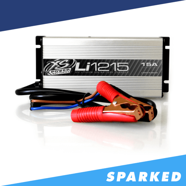 XS Power Li1215 12V Lithium Ion Battery Charger 15A 600x600 - XS Power Li1215 12V Lithium Ion Battery Charger 15A